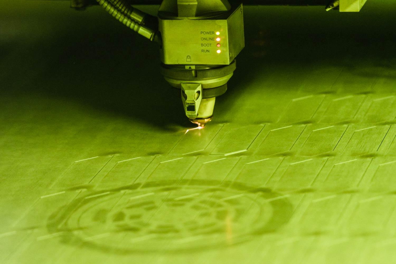 Laser Cutting 3