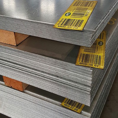 Galvanized Steel Sheets 2