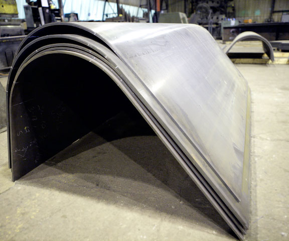 Sheet Metal Forming & Bending | PVS Metals Nebraska, Iowa